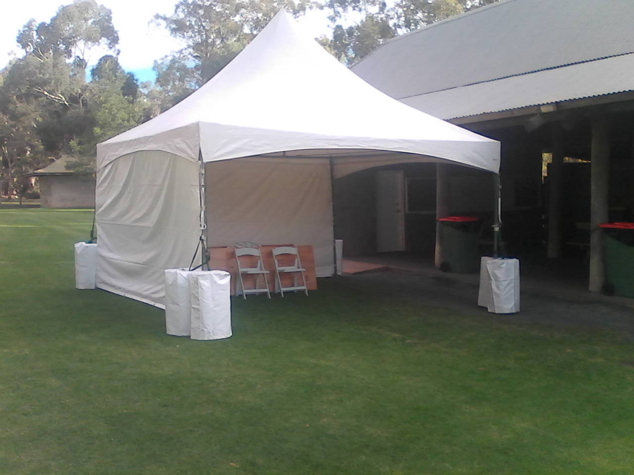 4.5m Marquees